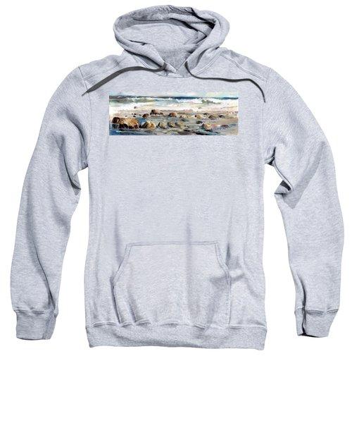 Rocky Seashore Sweatshirt