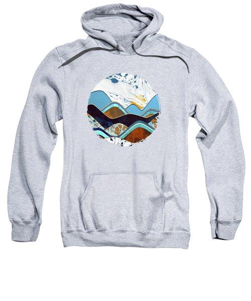 Rolling Hills Sweatshirt by Spacefrog Designs