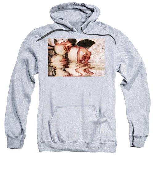 Romancing The Rose Sweatshirt