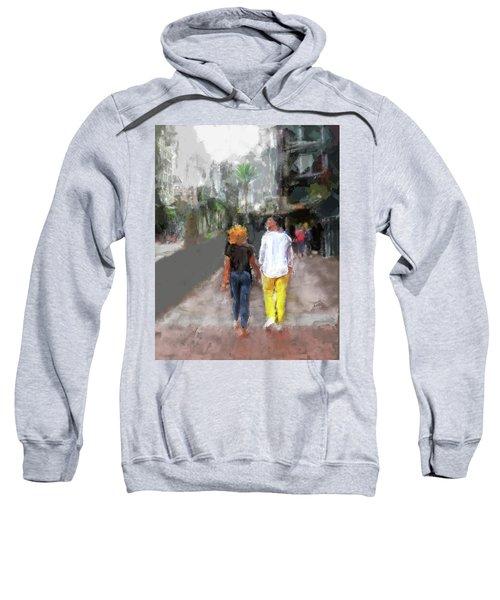 Romantic Couple Sweatshirt