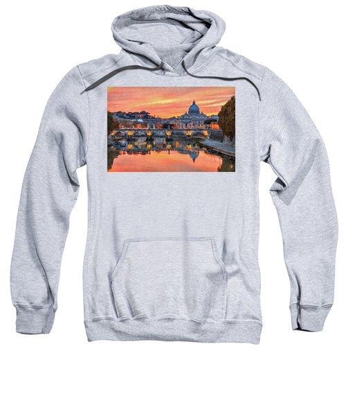 Rome And The Vatican City - 01  Sweatshirt