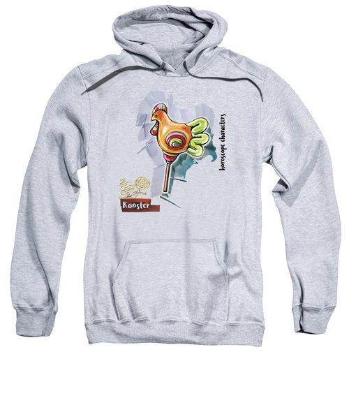 Rooster Horoscope Sweatshirt