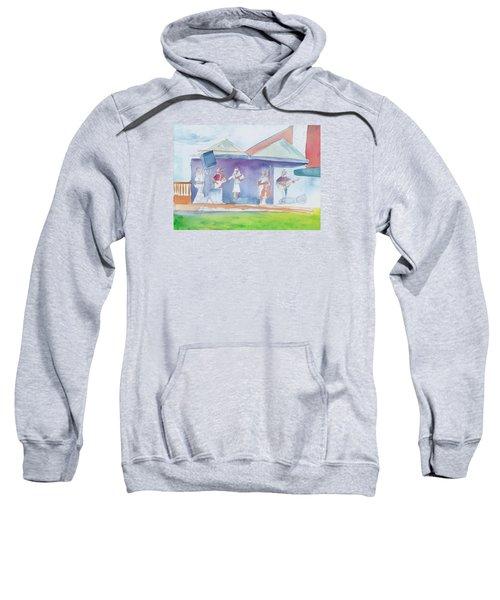 Roots Retreat Bluegrass Sweatshirt