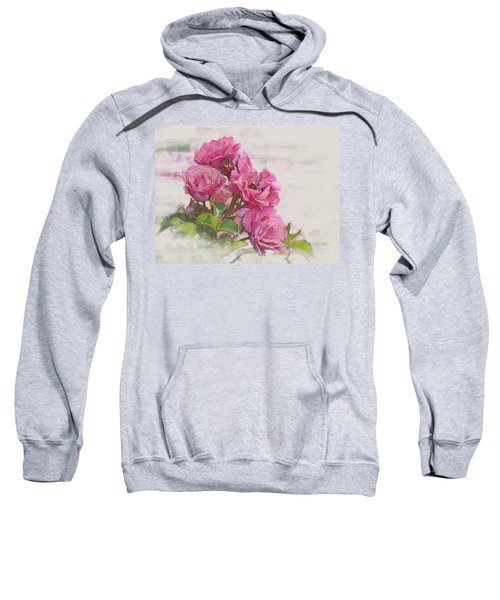 Rose 2 Sweatshirt
