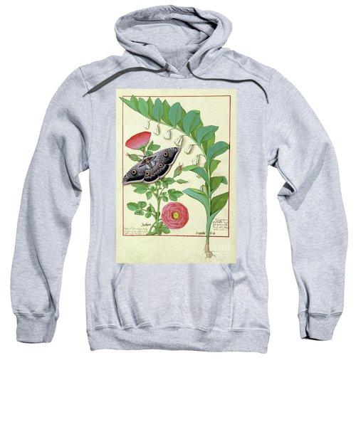 Rose And Polygonatum Sweatshirt