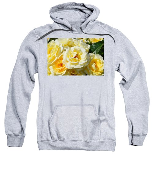 Rose Bush Sweatshirt