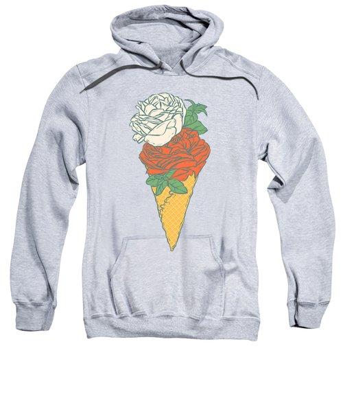Rose Ice Cream Sweatshirt