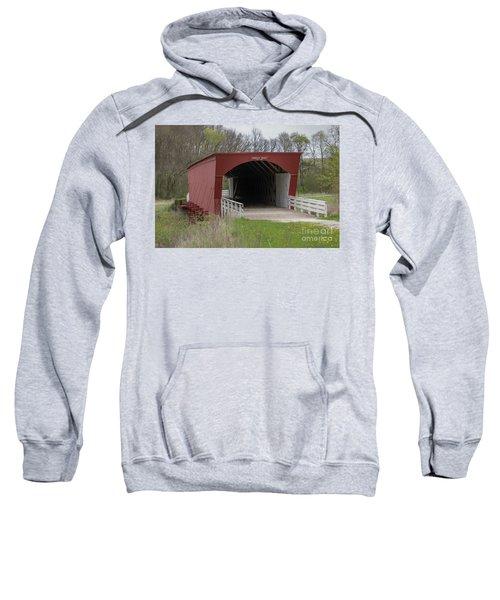 Roseman Covered Bridge - Madison County - Iowa Sweatshirt