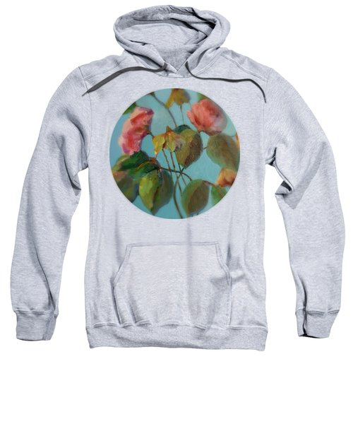 Roses And Wildflowers Sweatshirt