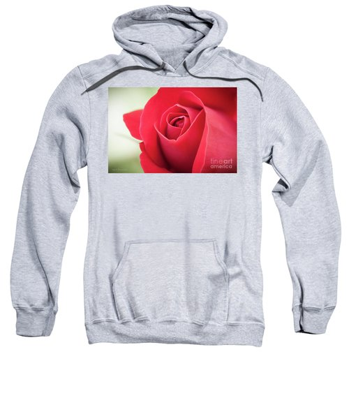 Roses Are Red Sweatshirt