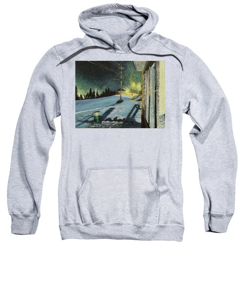 Roses Lane Sweatshirt