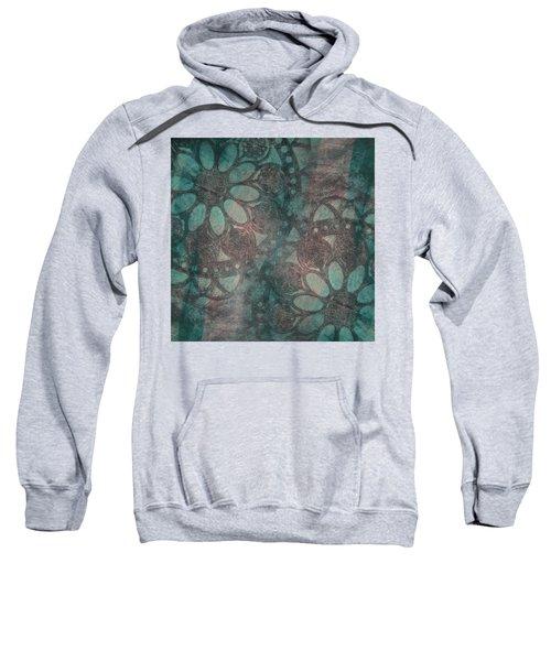 Rosette Stamps Sweatshirt