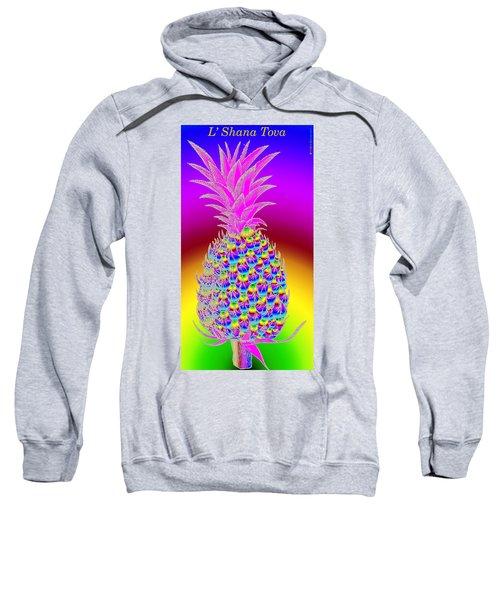 Rosh Hashanah Pineapple Sweatshirt