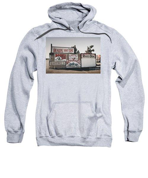 Rosies Den Cafe Sweatshirt