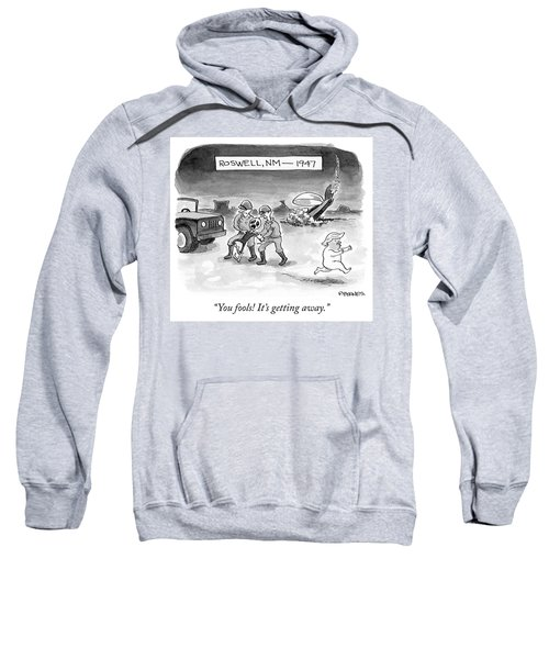 Roswell Nm 1947 Sweatshirt