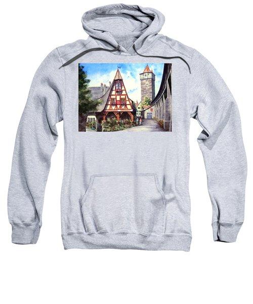 Rothenburg Memories Sweatshirt