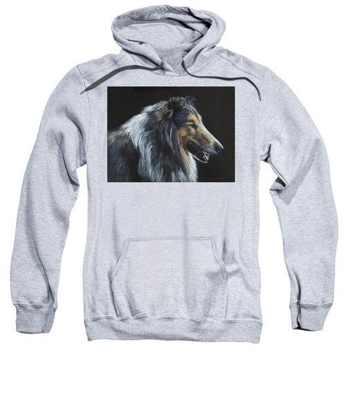 Rough Collie Sweatshirt