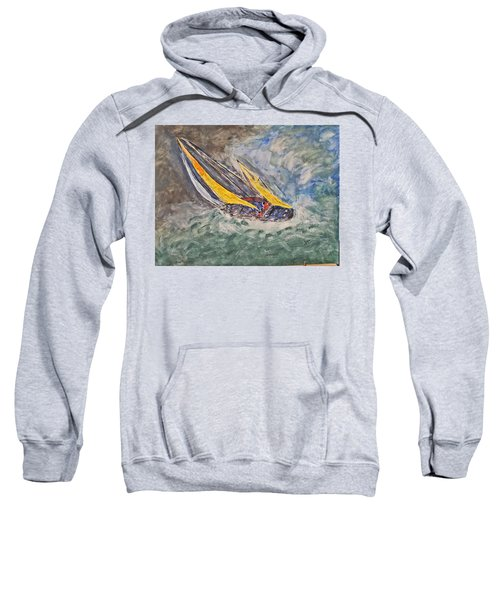 Rough Seas Sweatshirt