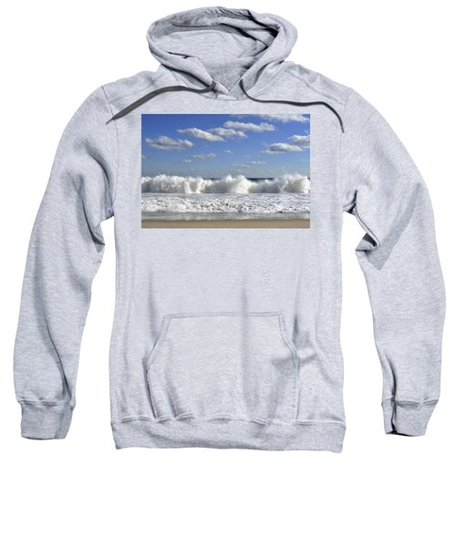 Rough Surf Jersey Shore  Sweatshirt