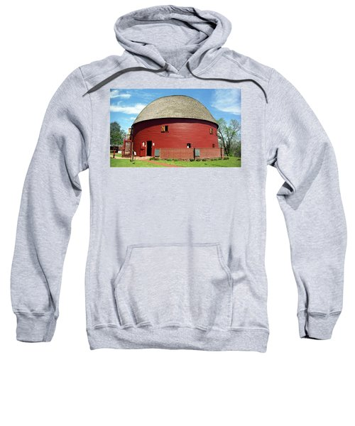 Route 66 - Round Barn Sweatshirt