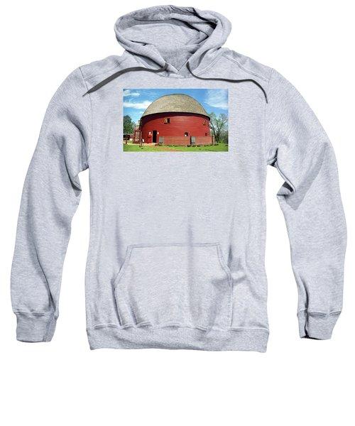 Route 66 - Round Barn Sweatshirt
