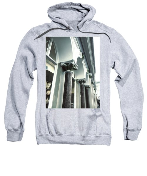 Row Of Columns Sweatshirt