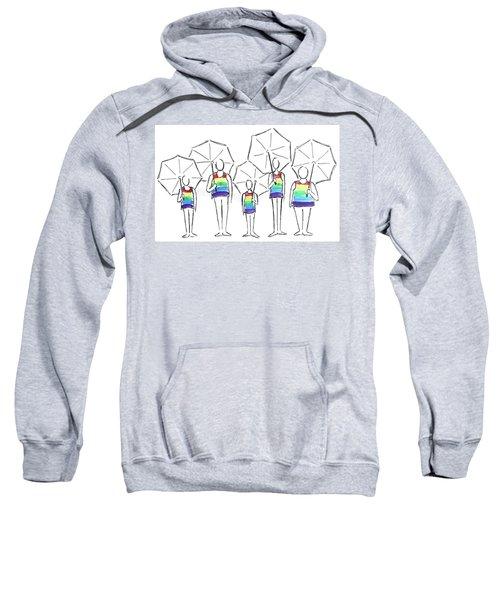 Row Of Defenders Sweatshirt