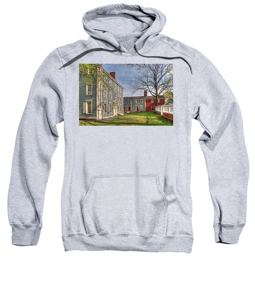 Royall House And Slave Quarters Sweatshirt