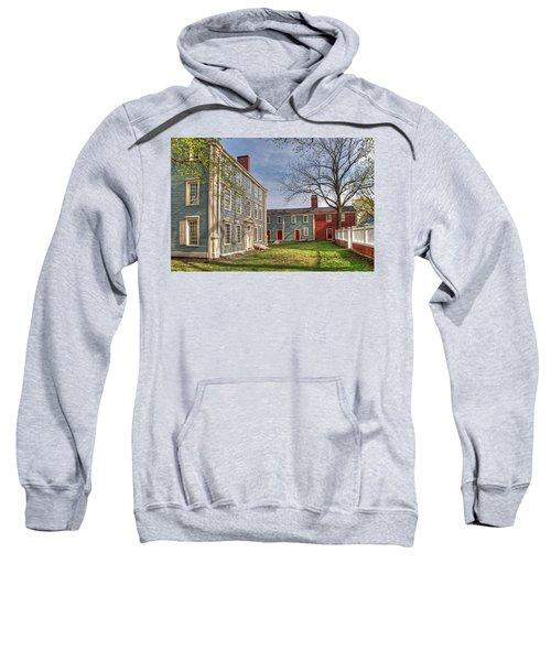 Royall House And Slave Quarters Sweatshirt