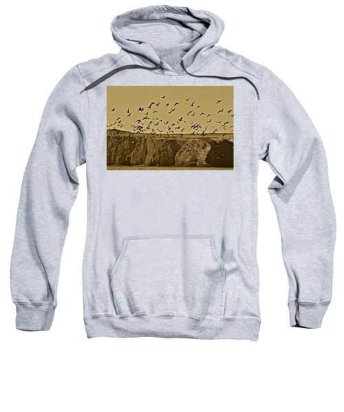 Run For Cover Sweatshirt