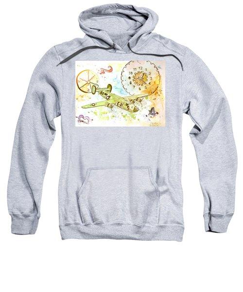 Running Out Of Time Sweatshirt