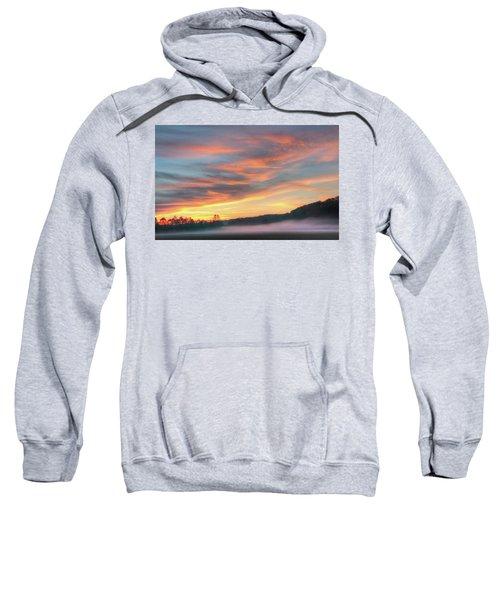 Rural Missouri Sunrise Sweatshirt