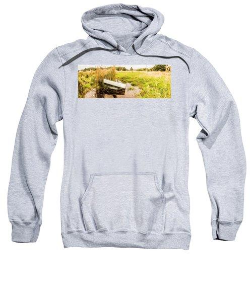 Rural Tasmania Farm Scene Sweatshirt