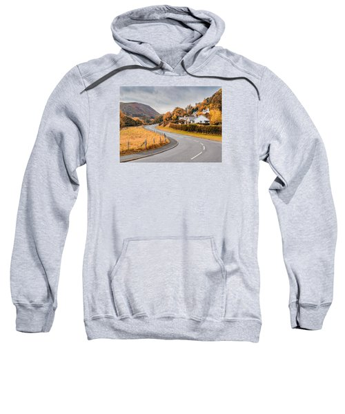 Rural Wales In Autumn Sweatshirt