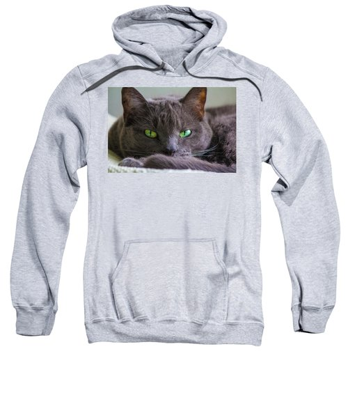 The Stare Sweatshirt