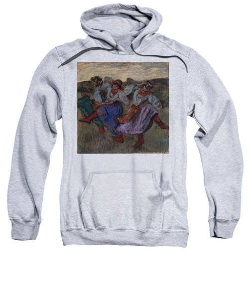 Russian Dancers  1899 Sweatshirt