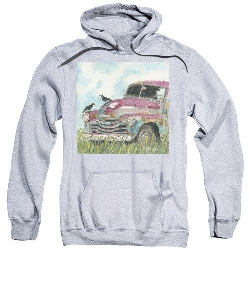 Rust In Peace Sweatshirt