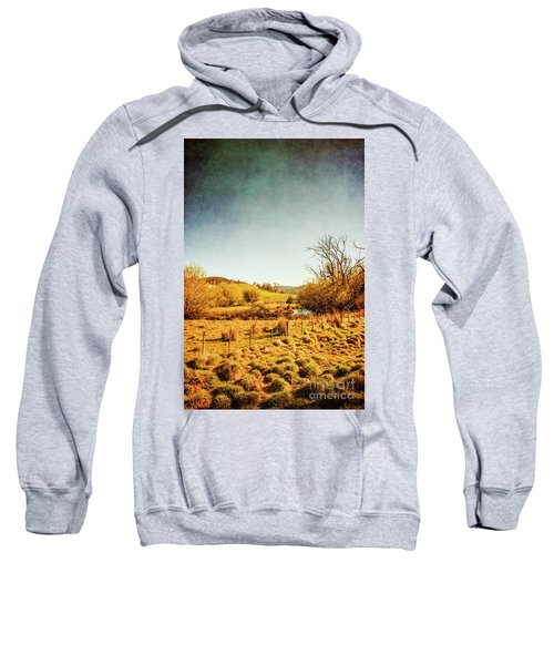 Rustic Pastoral Australia Sweatshirt