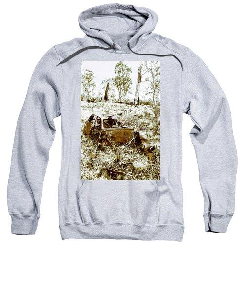 Rustic Rural Decay Sweatshirt