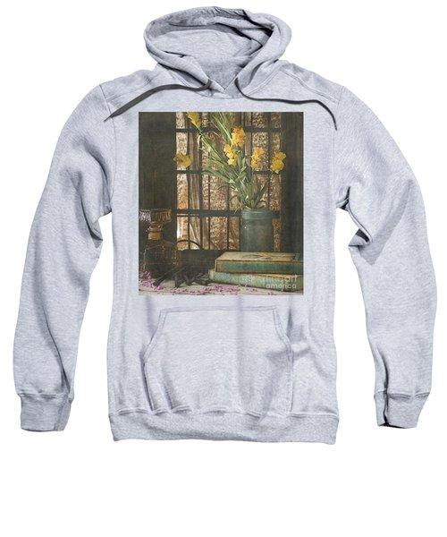 Rustic Still Life 1 Sweatshirt