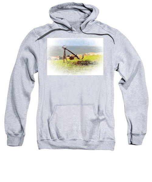 Rusty Anchor Sweatshirt