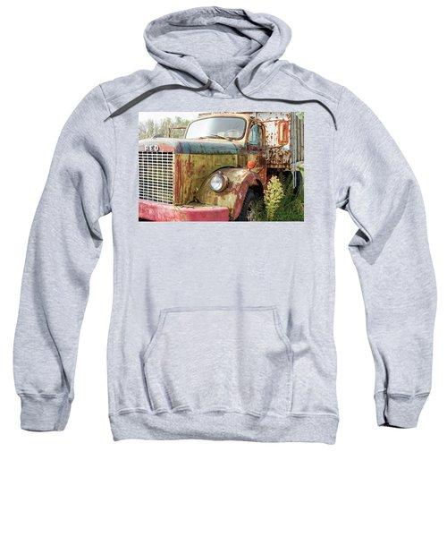 Rusty And Crusty Reo Truck Sweatshirt