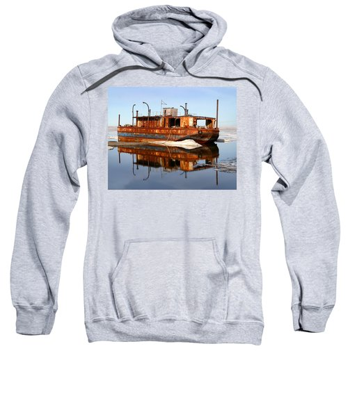 Rusty Barge Sweatshirt