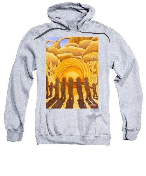 Sacral Chakra Sweatshirt