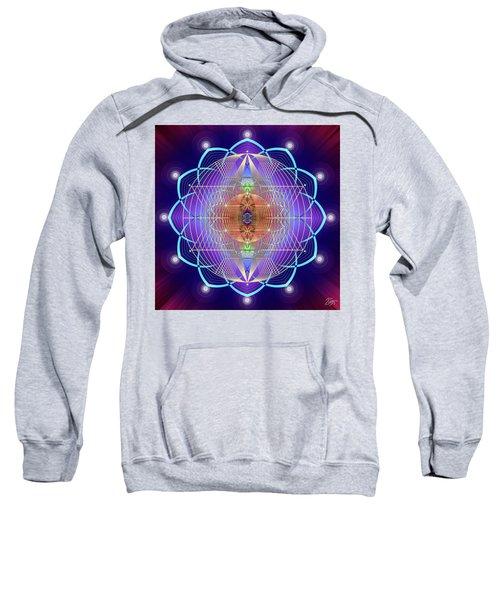 Sacred Geometry 641 Sweatshirt