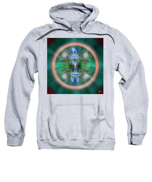 Sacred Geometry 648 Sweatshirt