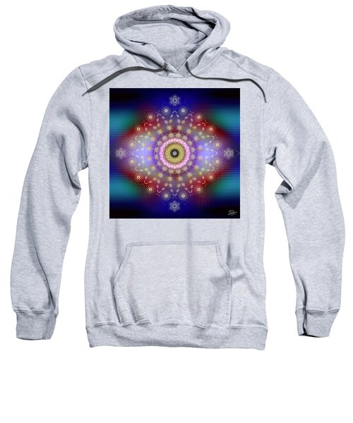 Sacred Geometry 650 Sweatshirt