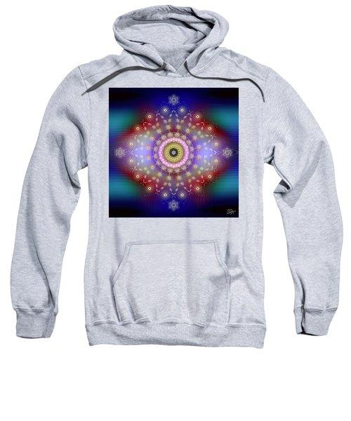 Sacred Geometry 650 Sweatshirt