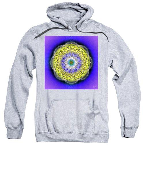 Sacred Geometry 655 Sweatshirt