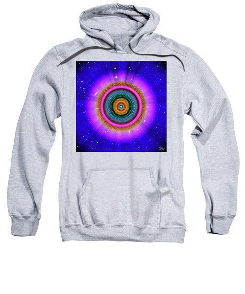 Sacred Geometry 660 Sweatshirt